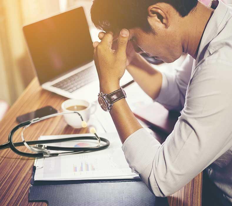 AMA's Christine Sinsky, MD, Explains EHR's Contribution to Physician Burnout