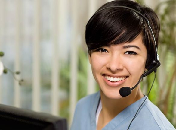 Work Remotely with TeleHealth
