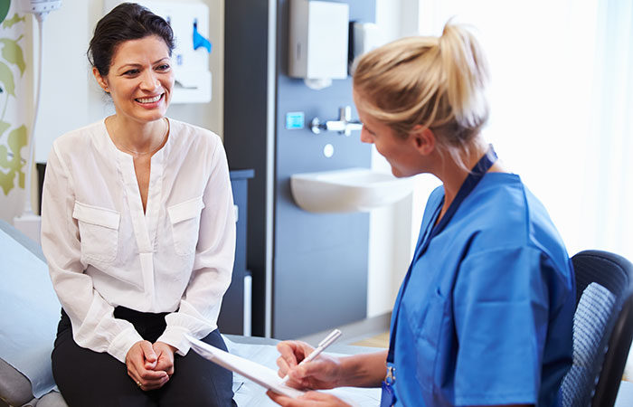 If clinical space is limited, expand efficiency with TeleHealth solutions: