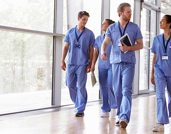 Jump start your career in the healthcare industry