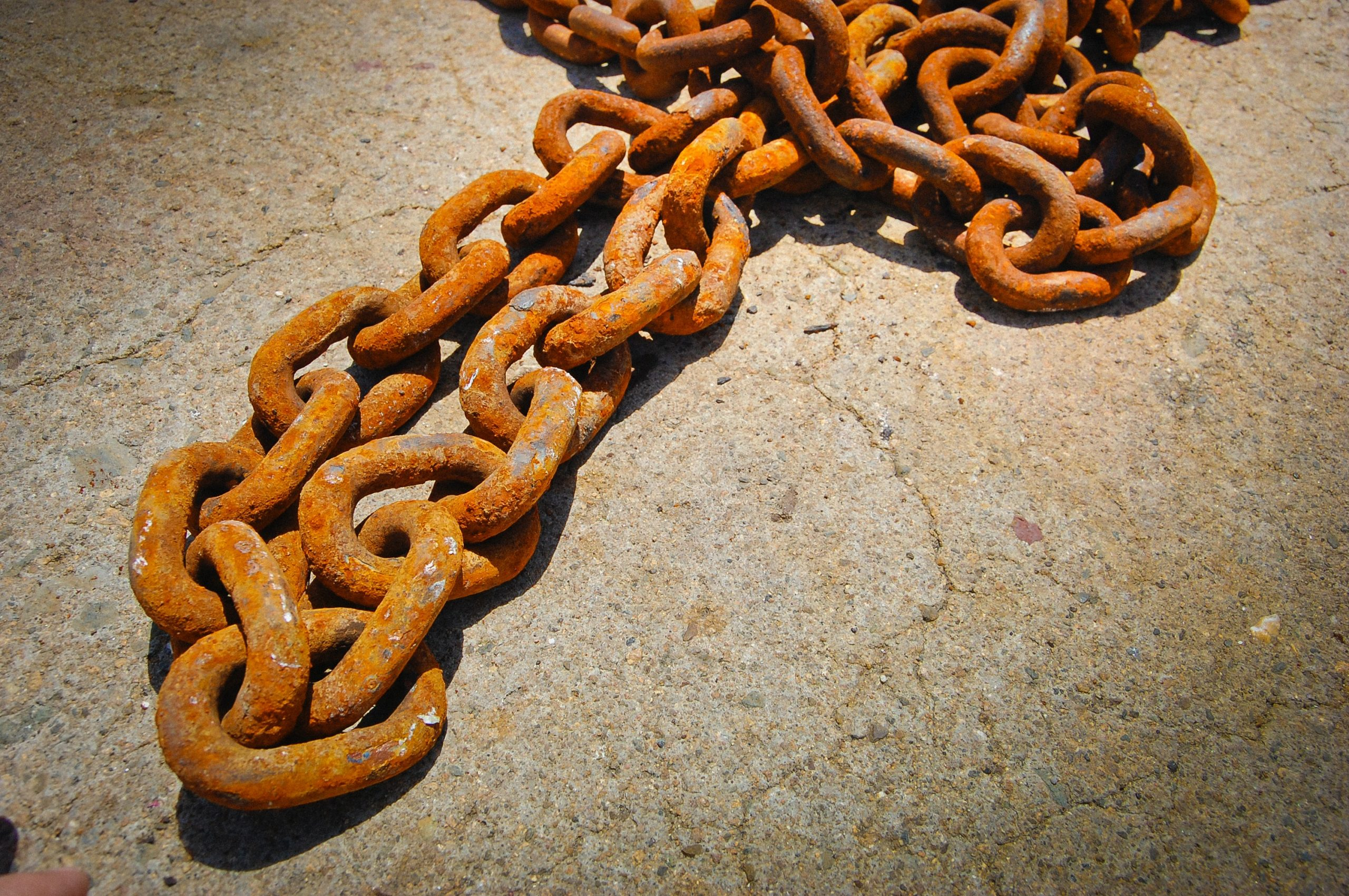 Take Away This Ball and Chain: Untethering from the Computer